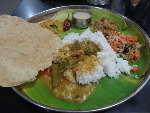 南インド 食べ物 地球を救う