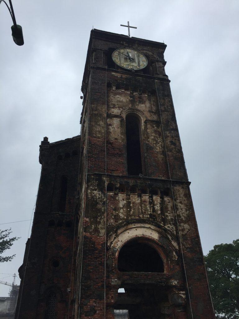 旧ラバン教会、ベトナム