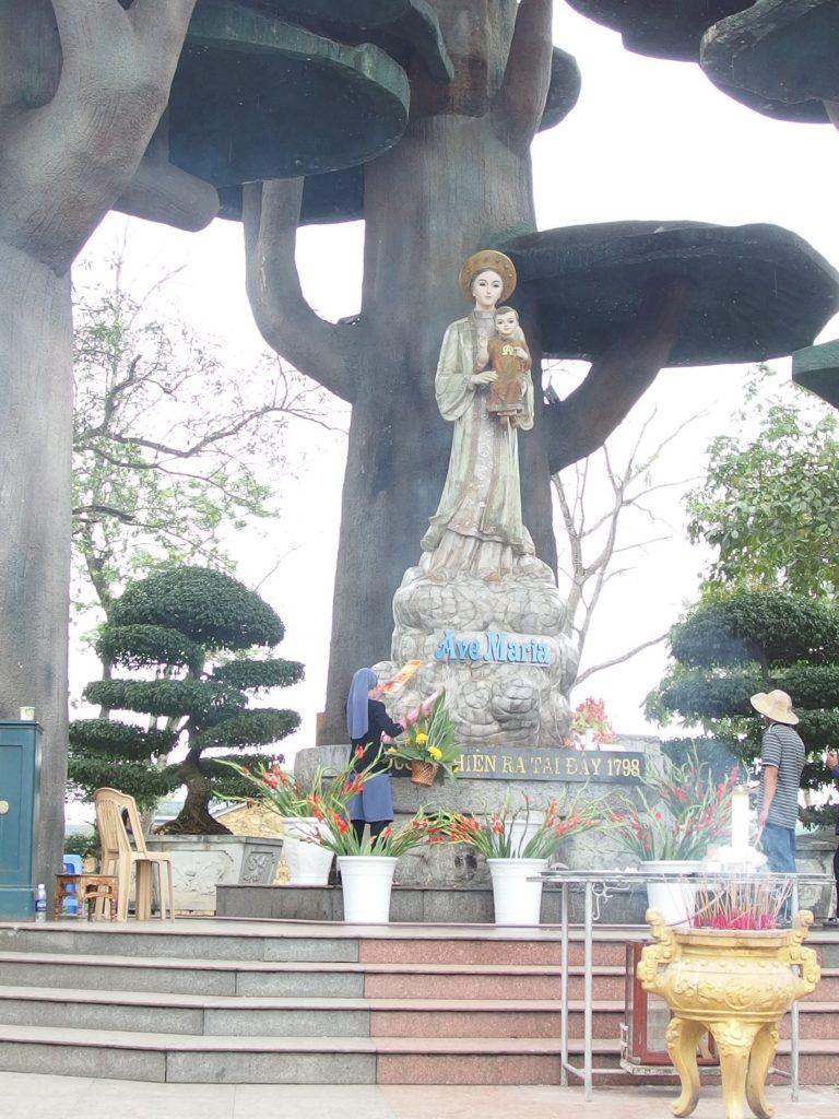 ラバンのマリア様、ベトナム