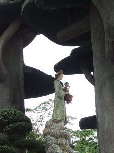 ラバンのマリア様の横顔、ベトナム