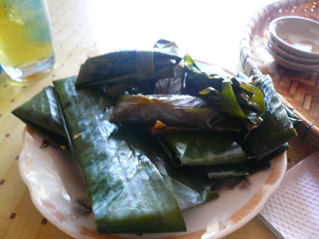 Bánh Nậm(バイン・ナム)、Bánh (bột) lọc(バイン・(ボ)・ロック)、フエ・ベトナム
