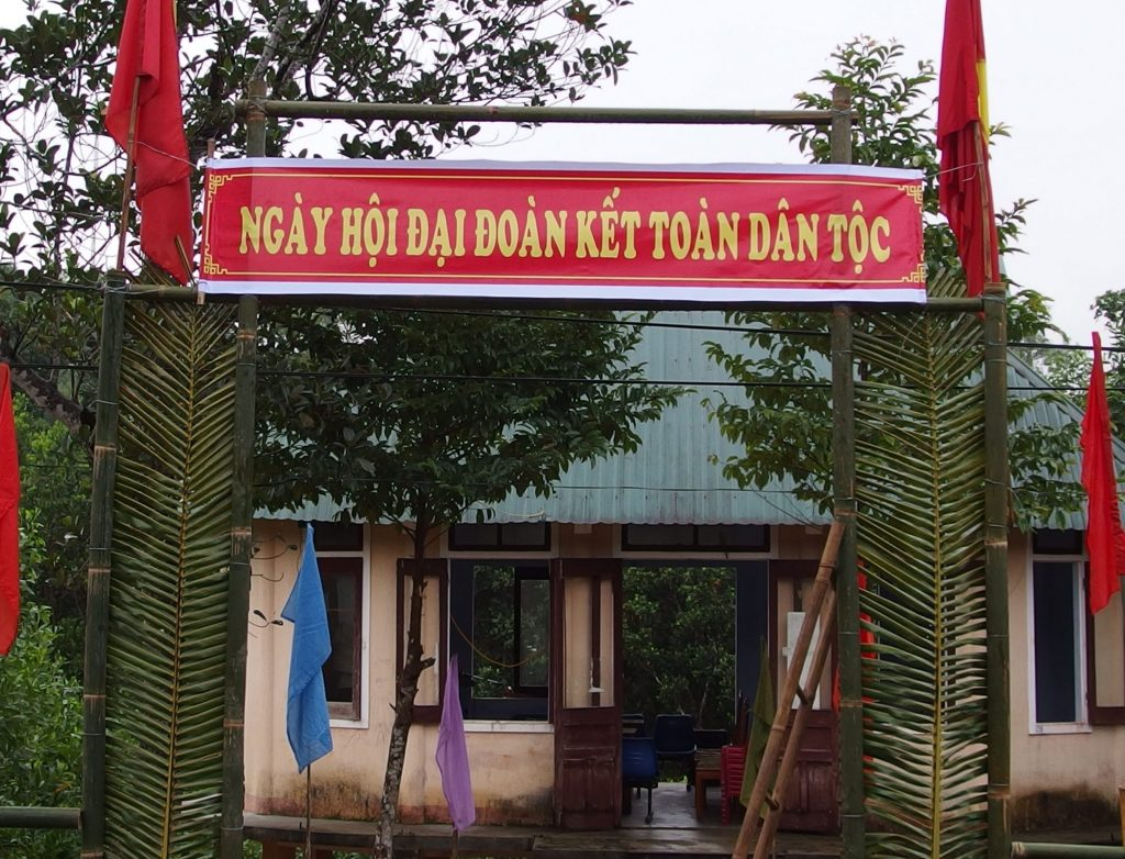 ベトナム民族大団結の日、ベトナム・フエ