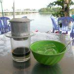 ベトナムスタイルのコーヒー、ベトナム・フエ市