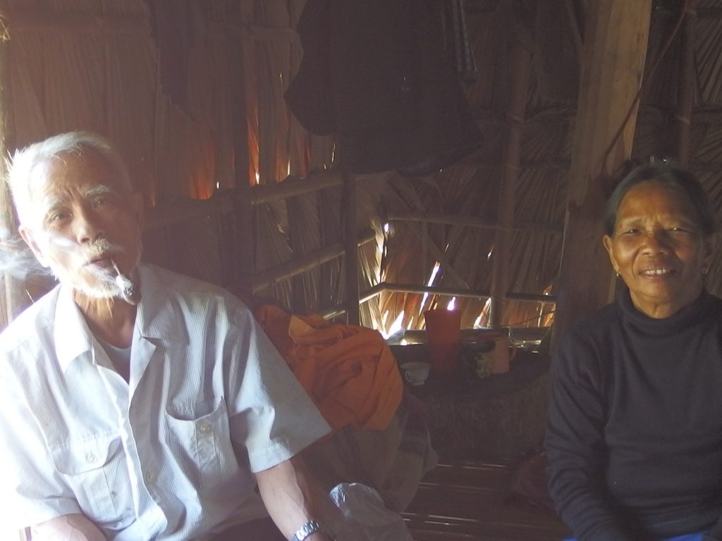 パコの家に暮らすおじいちゃんとおばあちゃん