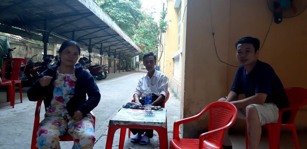 フーハウ地区で、フエ市・ベトナム