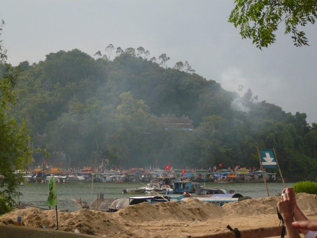 ディエン・ホン・チェン、フエ市・ベトナム