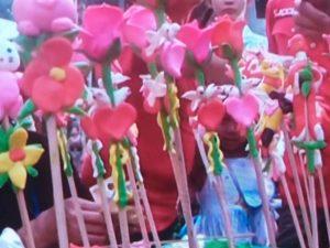 へ―トーと呼ばれる子どもの玩具、ベトナム