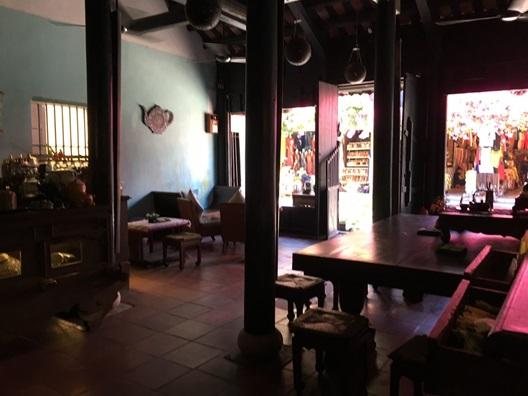 ホイアンのカフェ②、ベトナム