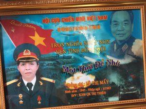 従軍した人の写真、ベトナム