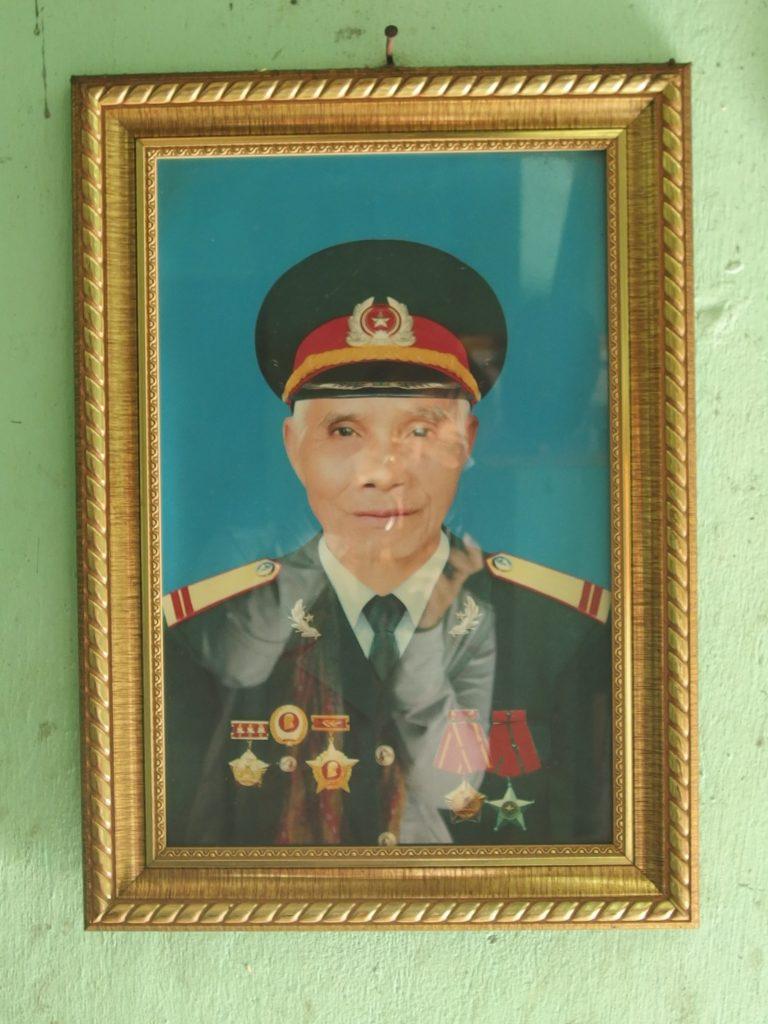 軍隊にいた人の写真、ベトナム
