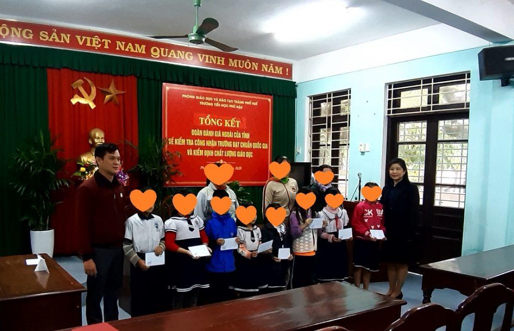 家庭訪問4、フエ市・ベトナム