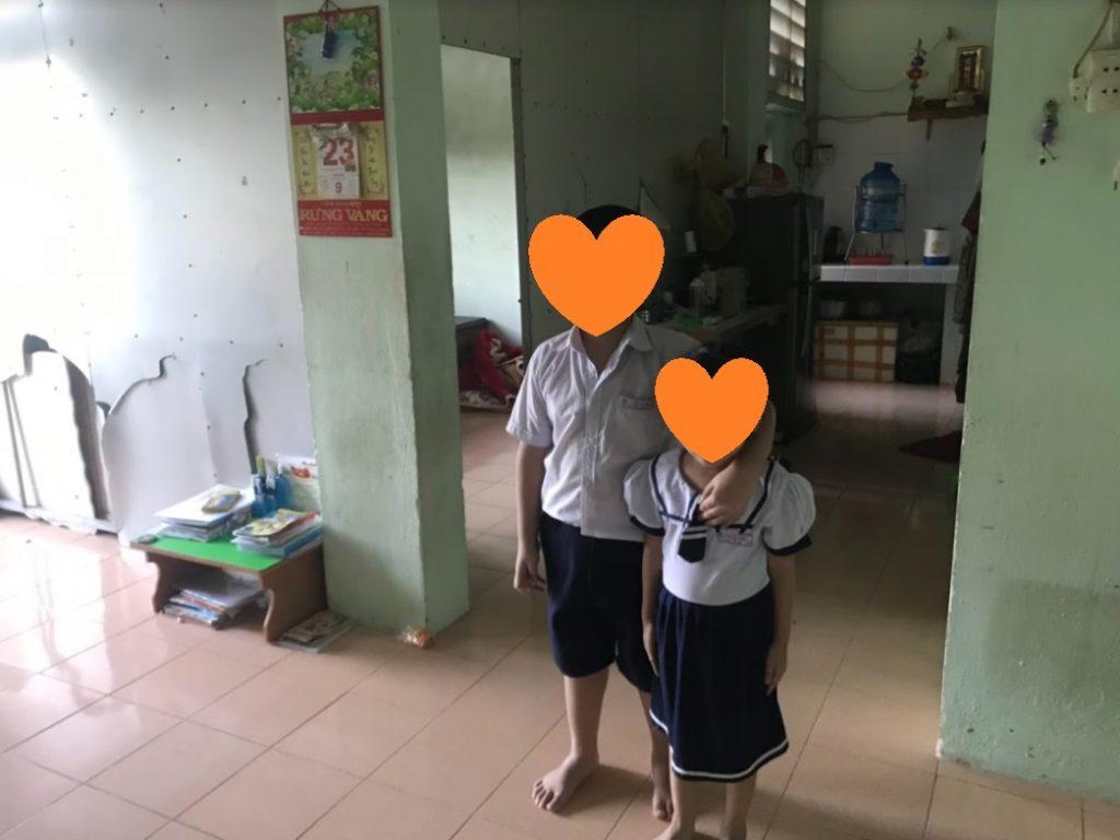 家庭訪問3、フエ市・ベトナム