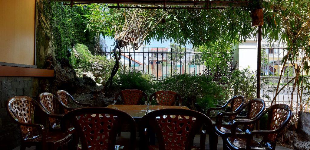 オープンカフェ、フエ市