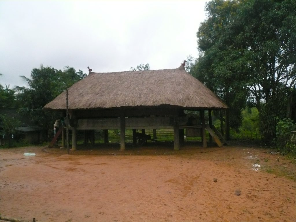 少数民族の公民館、ベトナム・フエ省