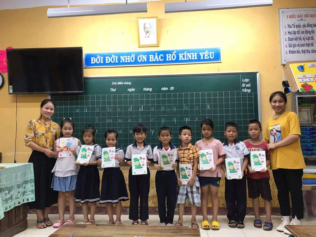 2021年夏季補習クラス、フエ市・ベトナム