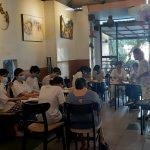 絵本の翻訳会2期、フエ市・ベトナム