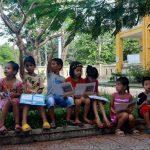 補習クラス、フエ市・ベトナム